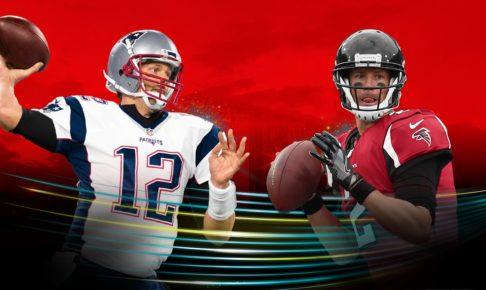 NFLの対戦カード