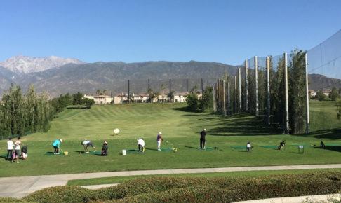 ゴルフ練習場・打ちっぱなし