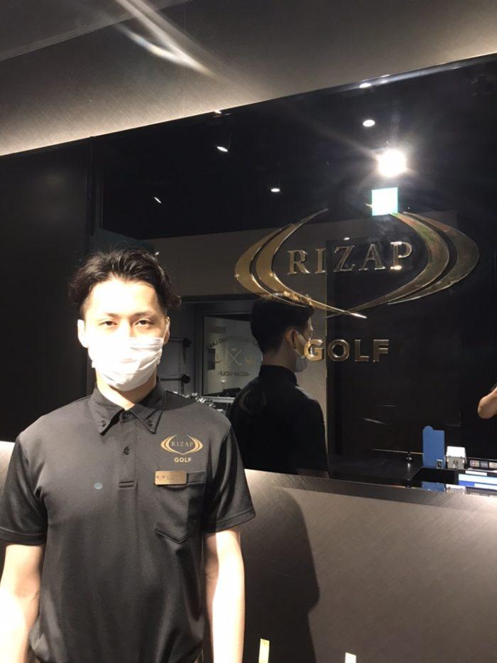 ライザップゴルフ名古屋栄店の店長にインタビューしました!