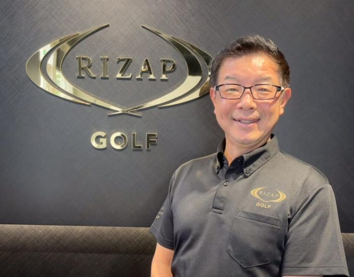 ライザップゴルフ広島店の店長