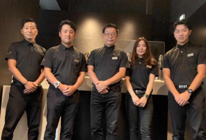 ライザップゴルフ広島店のトレーナー