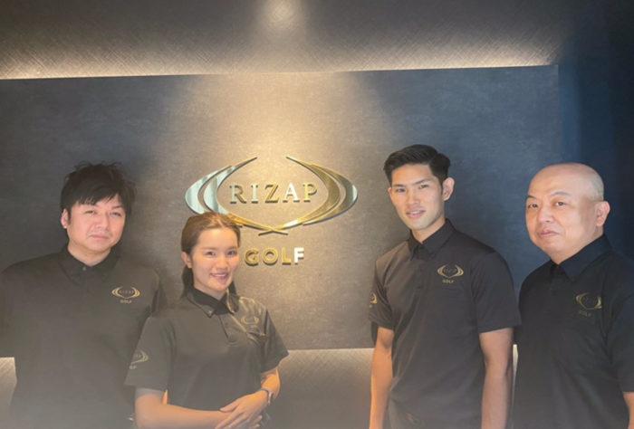 ライザップゴルフ博多店にインタビューしました!